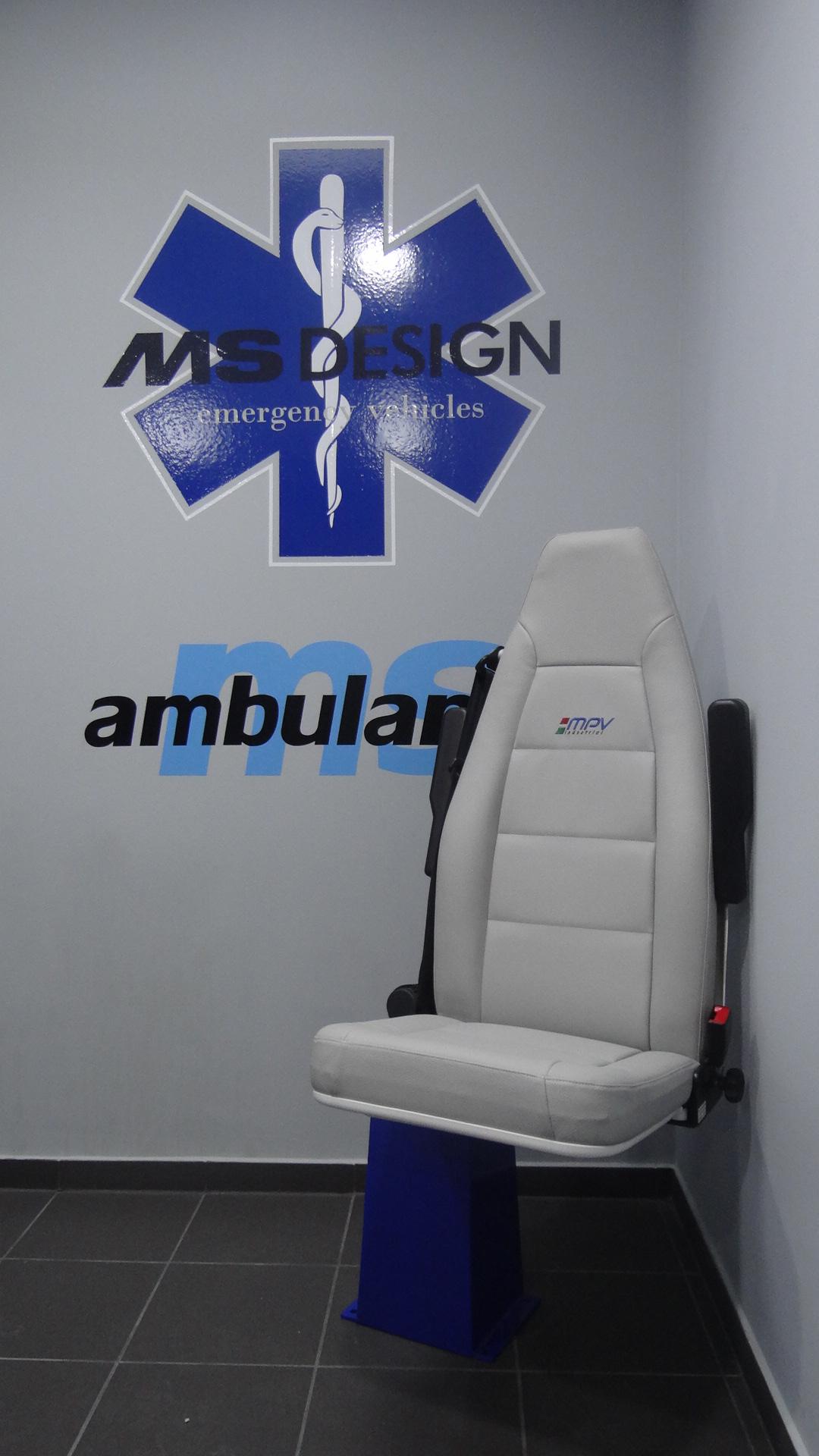 Ambulance Seat MS 01 (2)