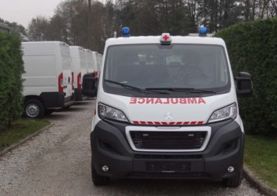 MS ambulance model M0 L2 H1