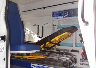 MS ambulance model M1 EXPER