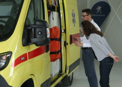 Vozila hitne pomoći