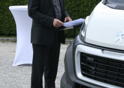 Prezentacija vozila hitne pomoći