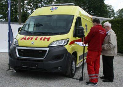 MS Ambulance hitna pomoć