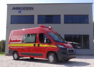 Emergency vehicle