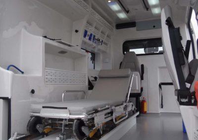 Sanitetski prijevoz model M0
