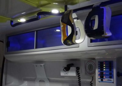 Vozilo hitne pomoci model M3