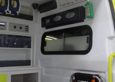 MS Ambulance Mercedes