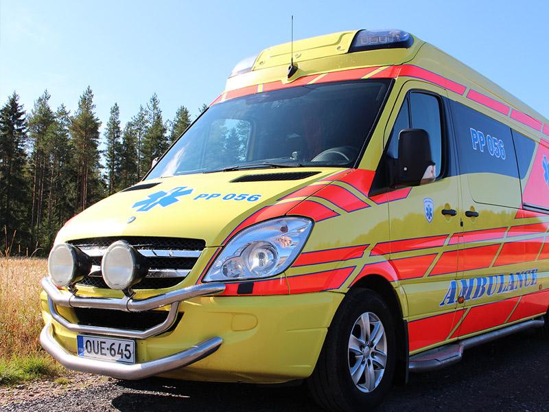 MS ambulance-vozila posebnih namjena