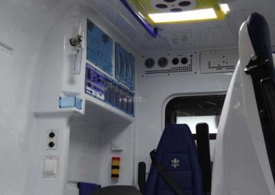 Sanitetski prijevoz model M1