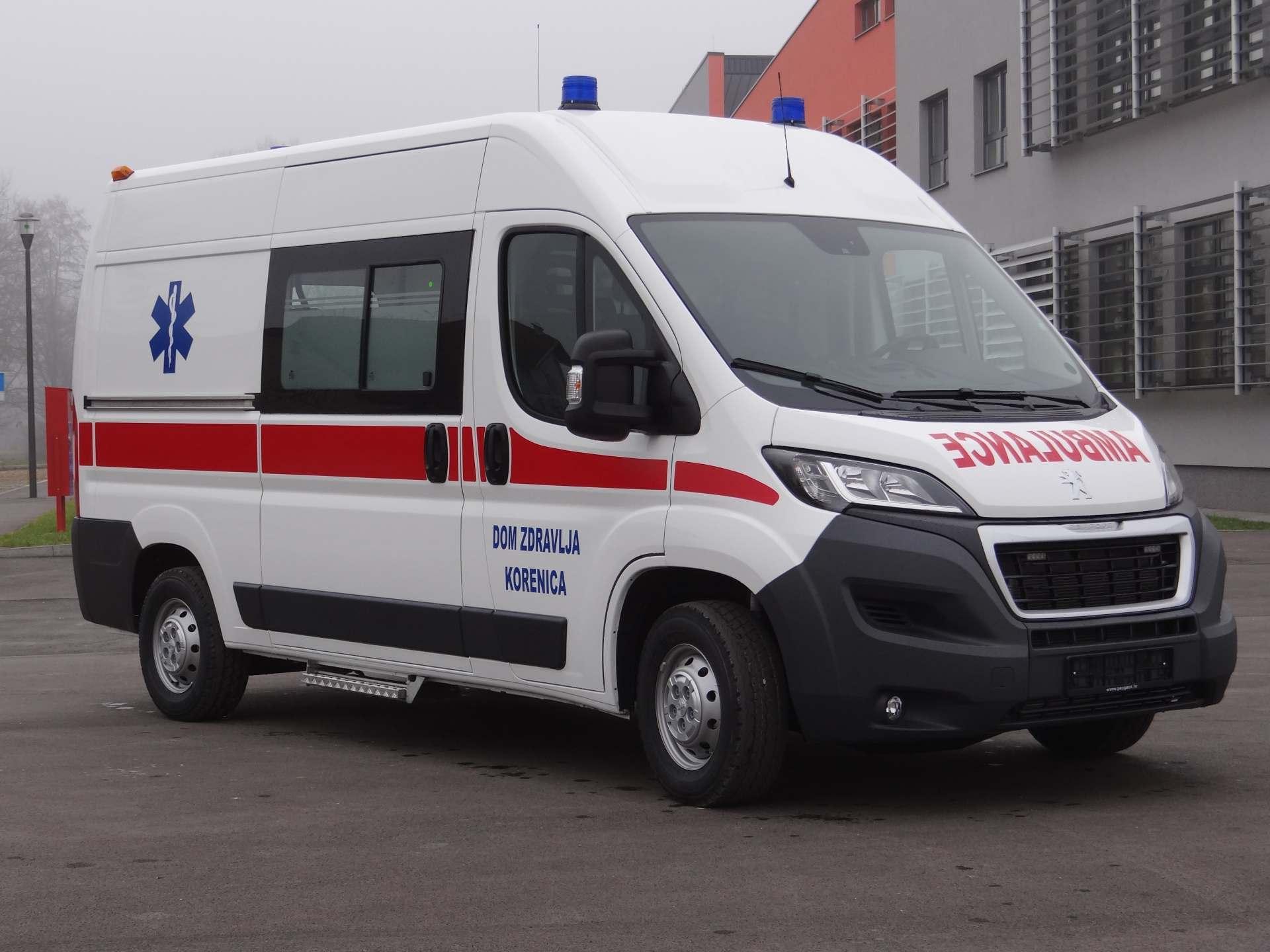 Sanitetski prijevoz M1