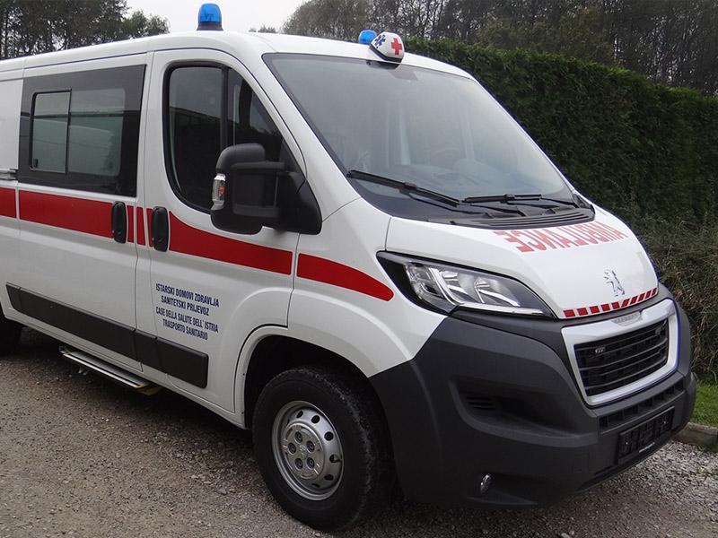 Vozilo hitne pomoci M0-L2 H1