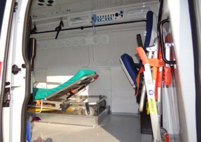 MS - Ambulance - VW Transporter