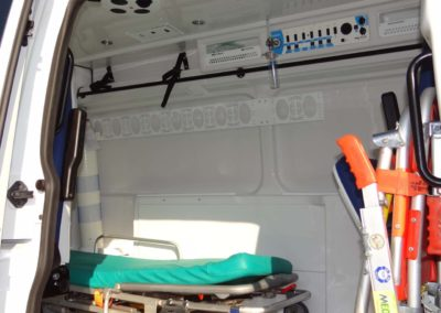 MS - Ambulance - VW Transporter