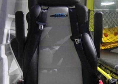 Ambulance seat MS-07