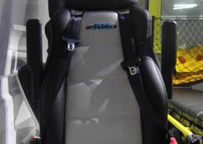 Ambulance seat MS-07