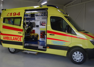 MS Ambulance