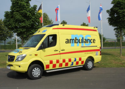 MS Ambulance Model of procesing MX FULDA RETT MOBIL (54)
